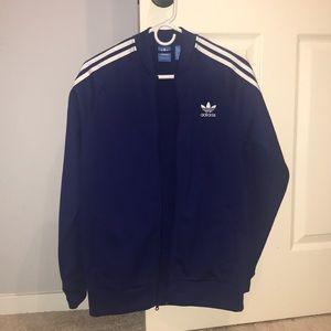 Boys Adidas Zip up Sweatshirt